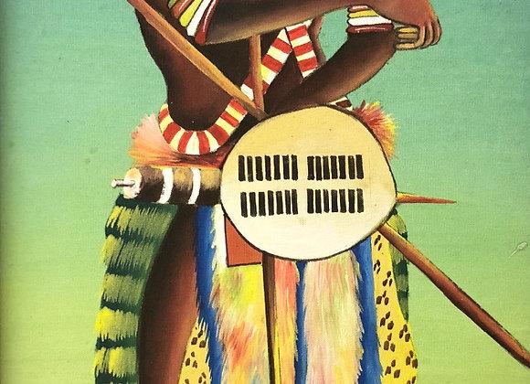 Zulu Warrior (Male)