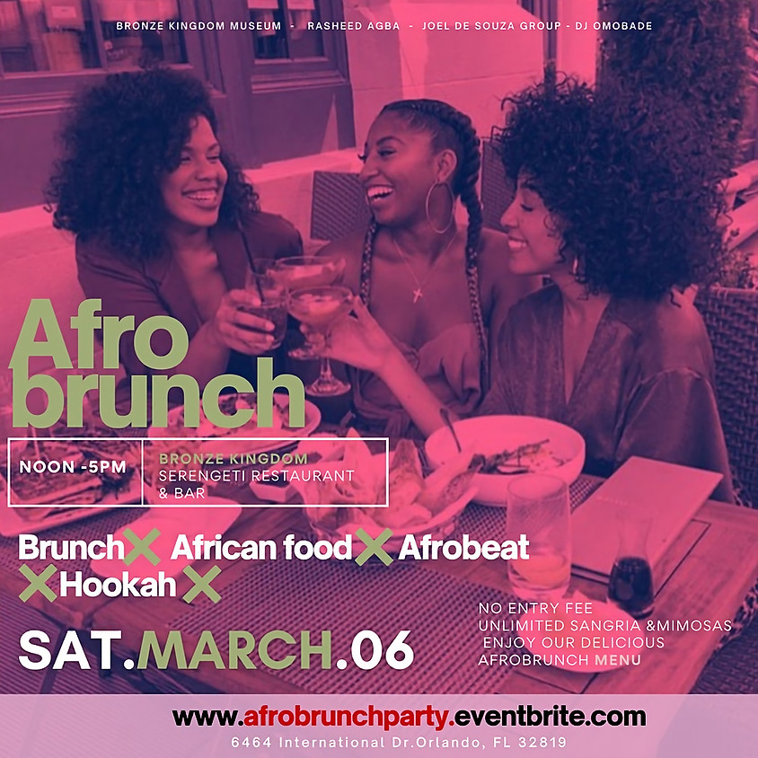 AFROBrunch Day Party