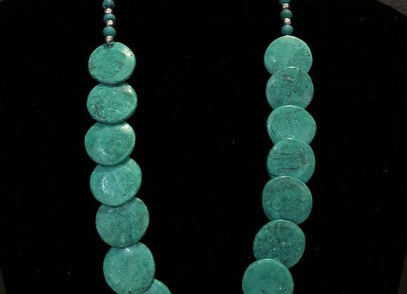 Turq Necklace