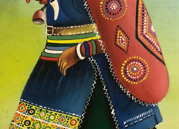 Zulu Grandmother
