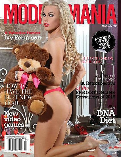 Modelsmania Magazine - Ferbruary 2016