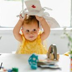 Gastgeschenk für Babys