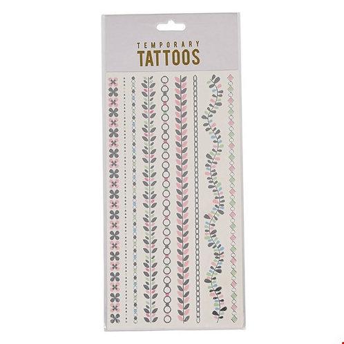 Tattoos Arm- und Oberarmreifen