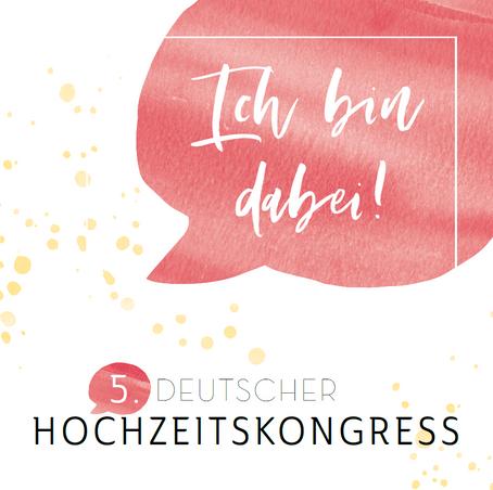 5. Deutscher Hochzeitskongress in Mainz