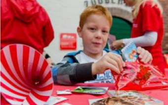 Kinderaktion der Sparkasse Köln Bonn