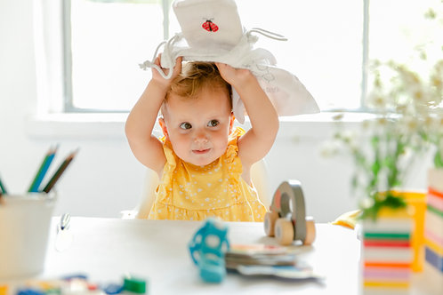 Gastgeschenke-Set für Babys