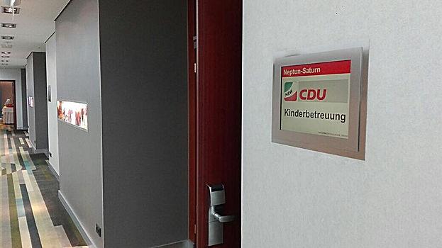 Kinderbetreuung-Landesparteitag-NRW-CDU