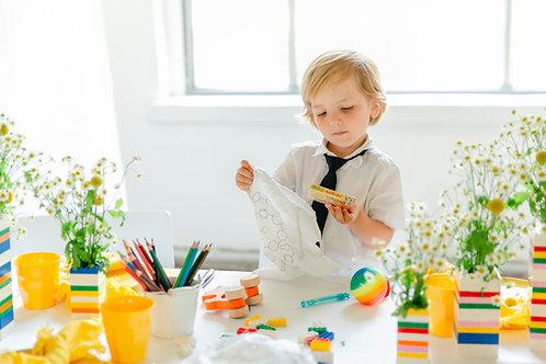 Gastgeschenke-Set für Kleinkinder