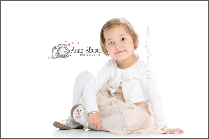 Kélia Portait Enfant -Studio Photimage Saint-Dizier