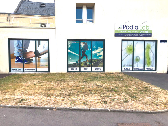 Podia Lab