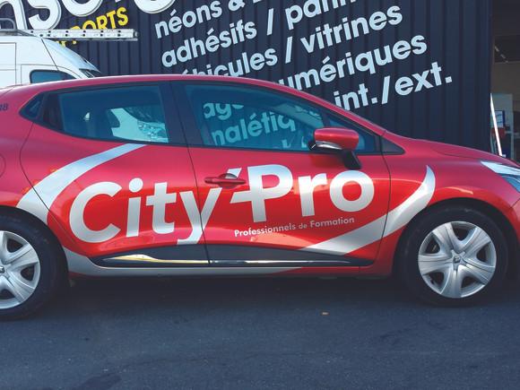 City pro véhicule