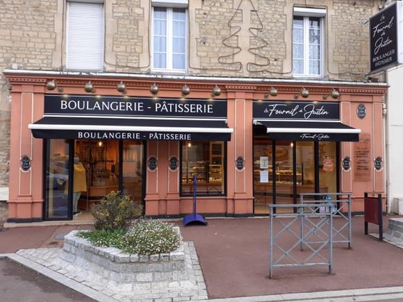 Store boulangerie