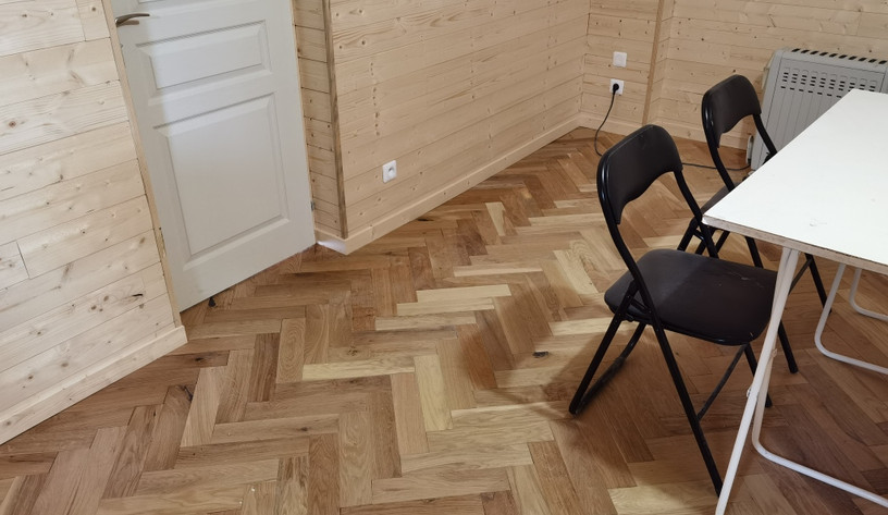 Projet de rénovation bois