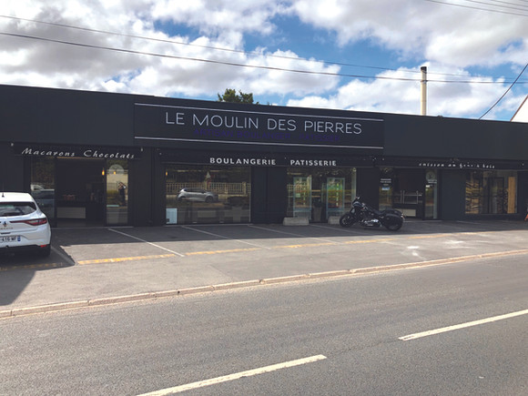 Le Moulin des Pierres