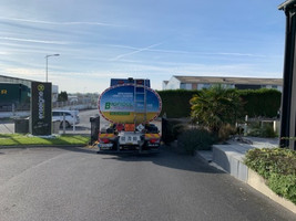 Covering camion citerne Bollore