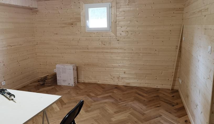Renovation en bois