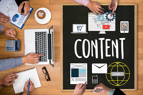 snack content social media
