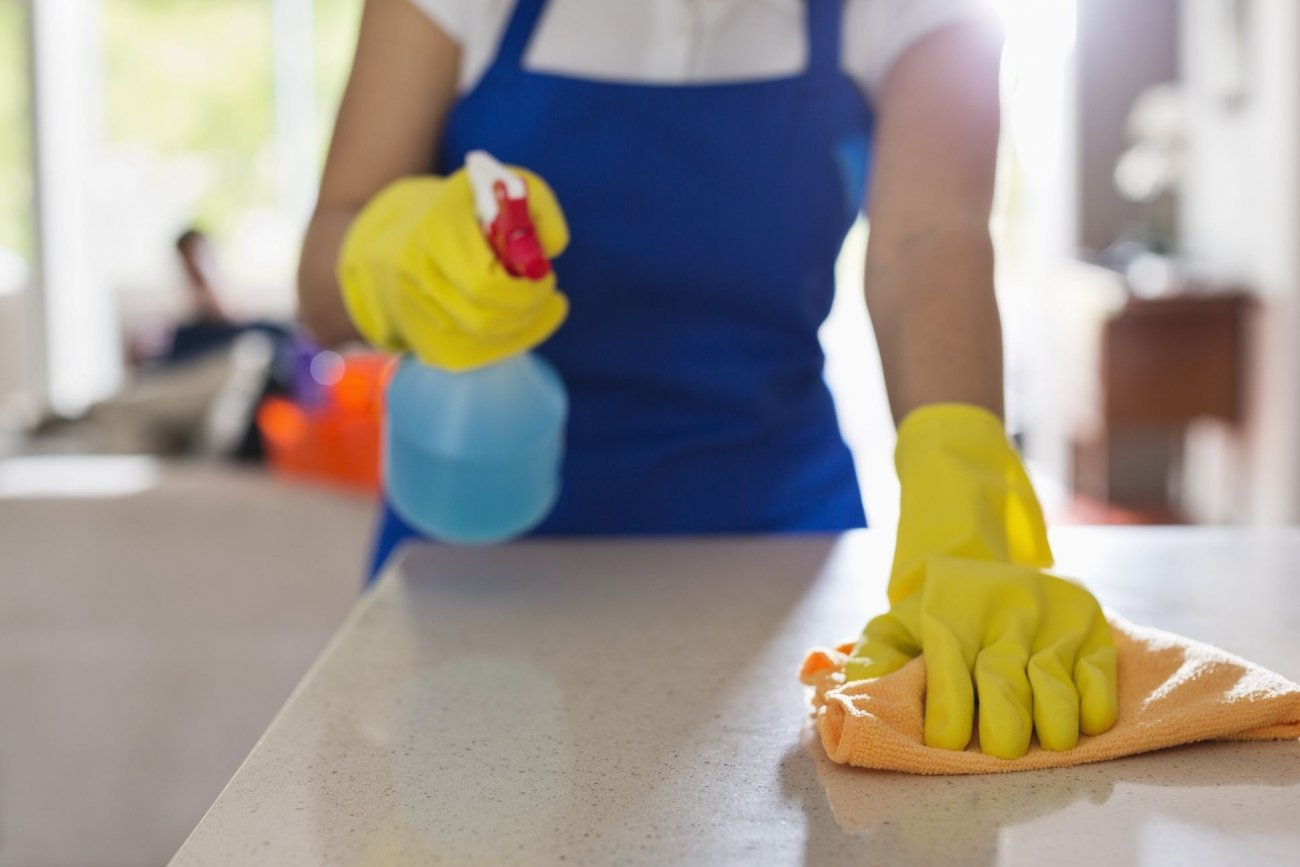 We Make Cleaning Simple!