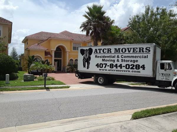 LARGE moving Trucks. Atcr Movers at Your Request