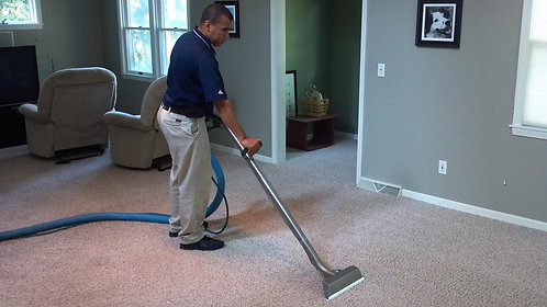 Clean Carpet in any 5 Rooms $ 165
