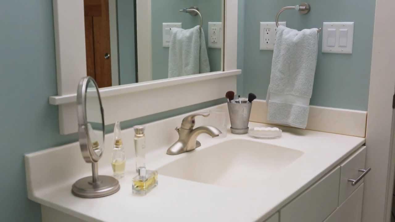 Master Bath + Small Bath Clean