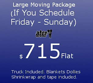 ATCR FLAT RATE ORLANDO MOVERS