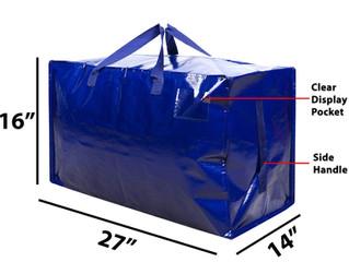 VENO Thick Over-Sized Organizer Storage Bag Review