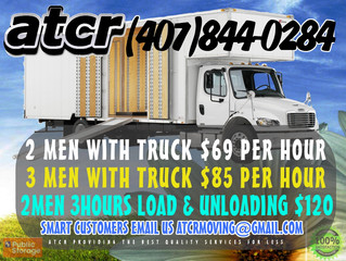 DISCOUNTED MOVING DEALS IN ORLANDO