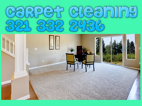 Clean Carpet in any 6 Rooms $ 198