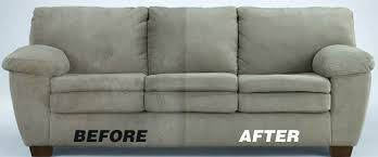 Clean Sofa and Love Seat Combo
