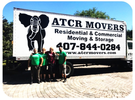 Movers Hunters Creek Orlando