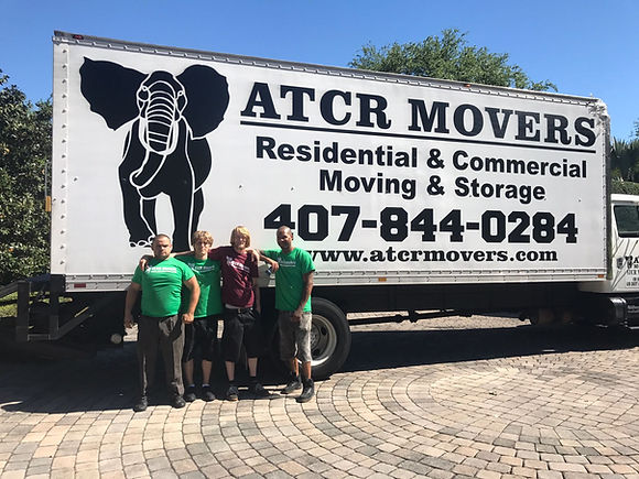 Movers Orlando Atcr,movers in orlando, orlando movers, moving in orlando, atcr movers, apopka movers, maitland movers,