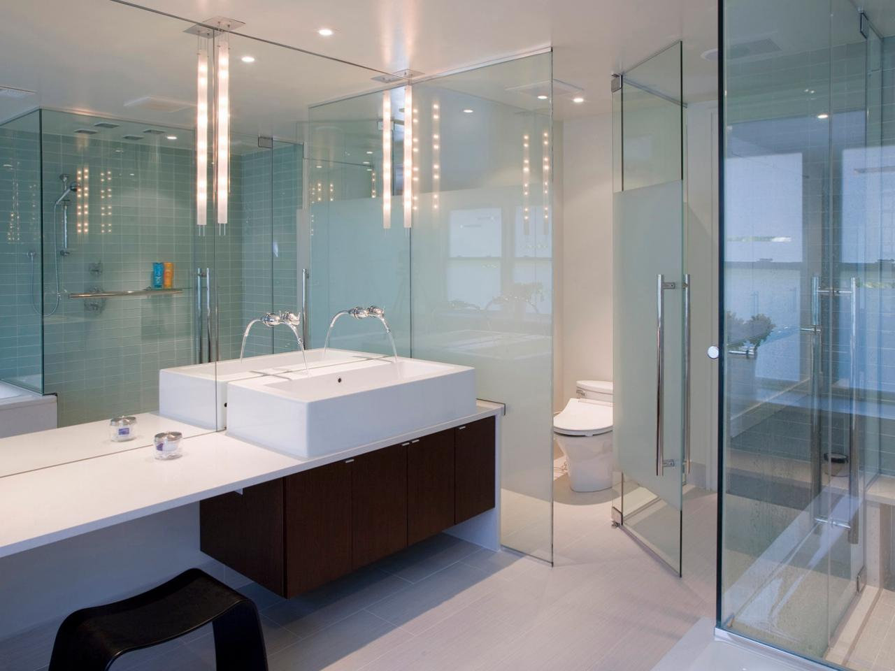 1 Master Bath Cleaning