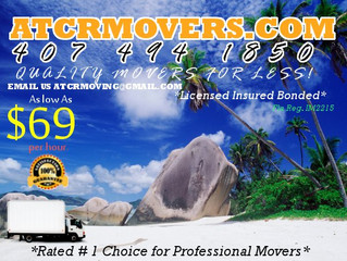 QUALITY MOVERS FOR LESS. WE ARE ATCR MOVERS