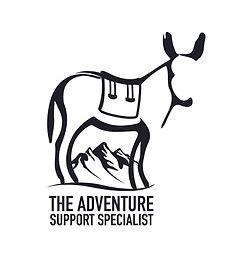 Adventure Support Specialist Logo BW