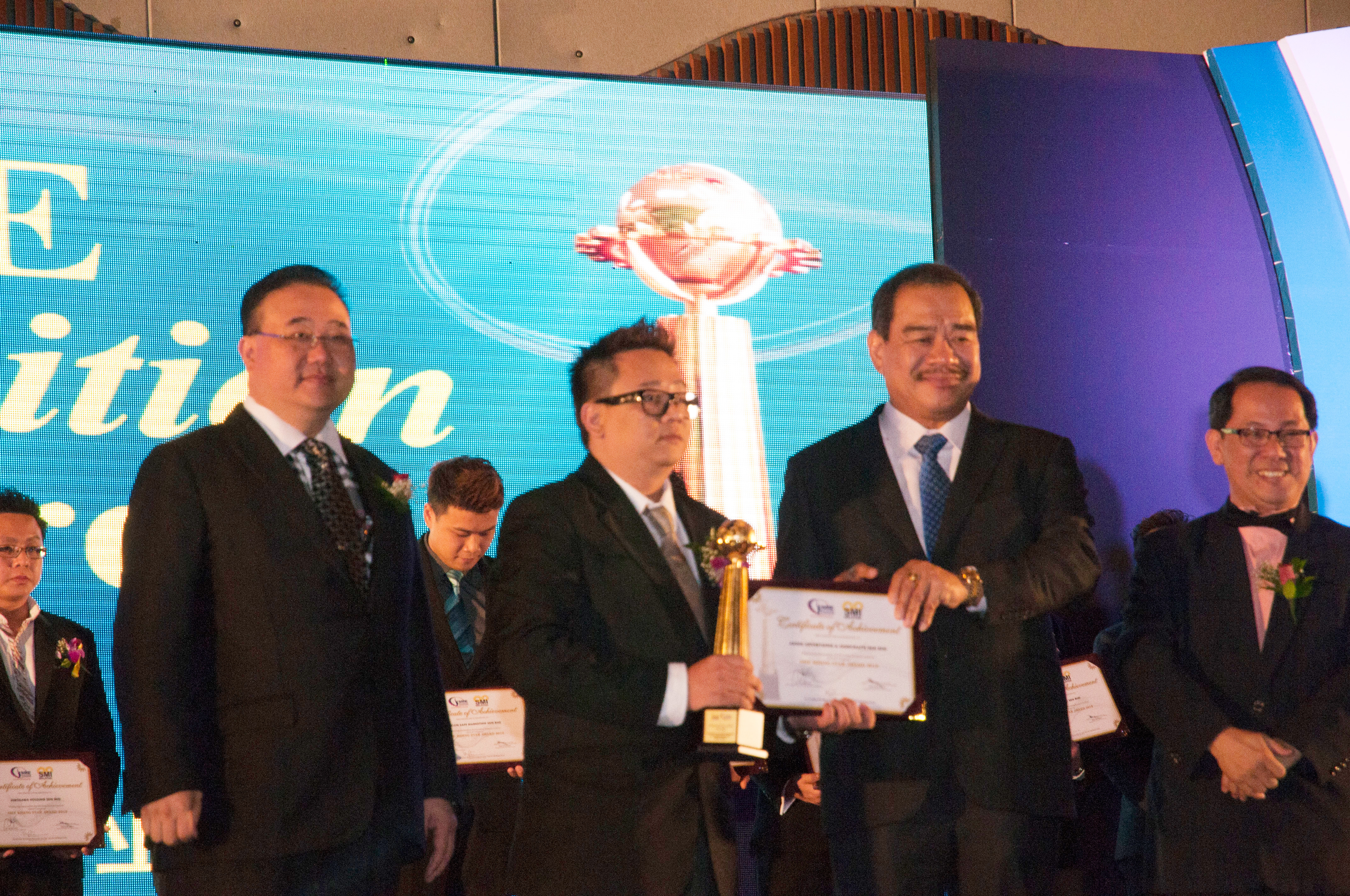 SME Rising Star Award
