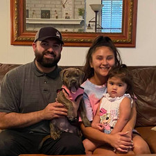 Ash | Adopted 9-21-20