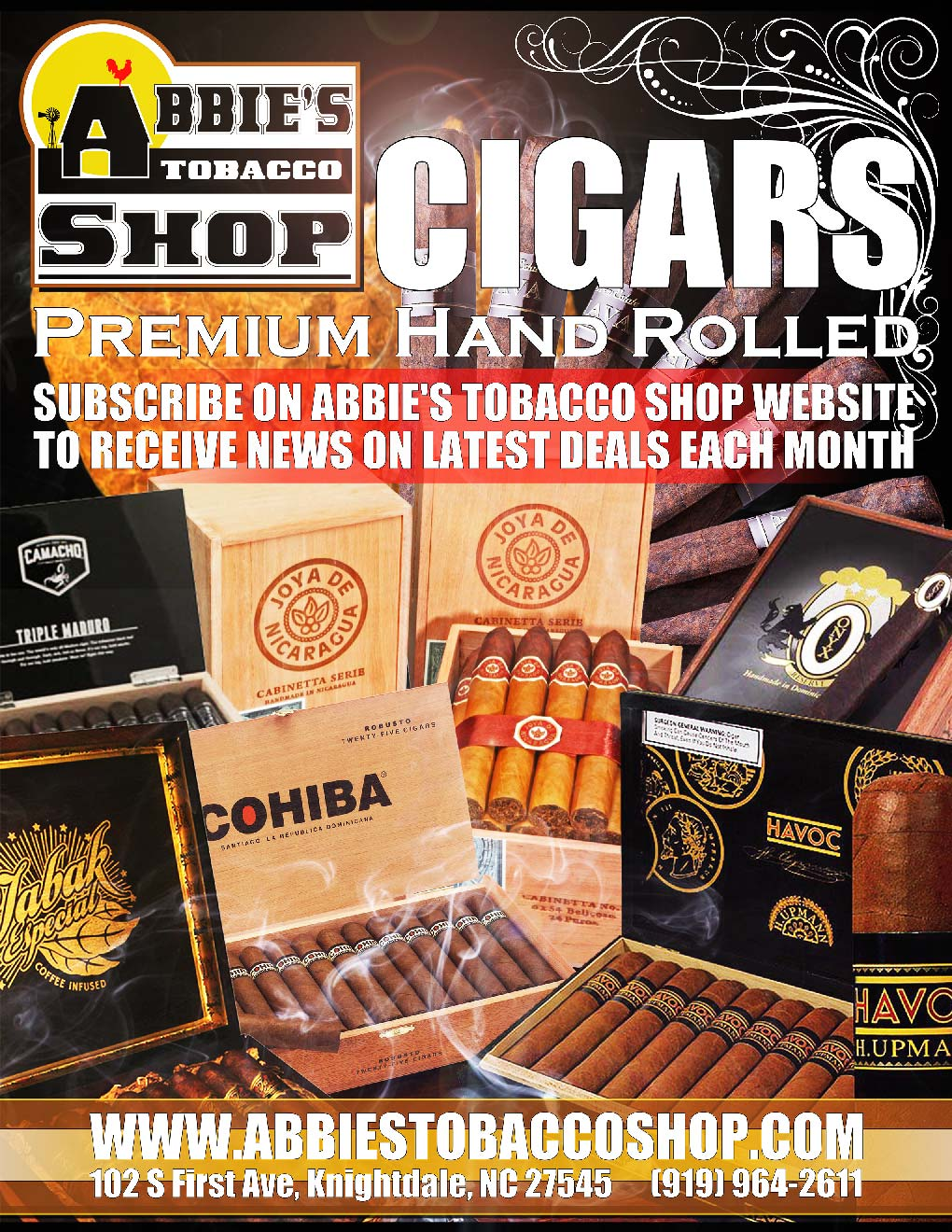Premium Cigar Newsletter