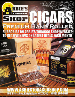 Premium Cigar Newsletter