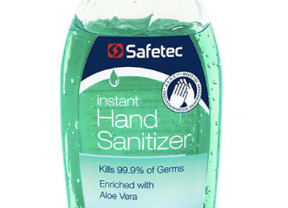 Instant Hand Sanitizer 8-oz Fresh Scent