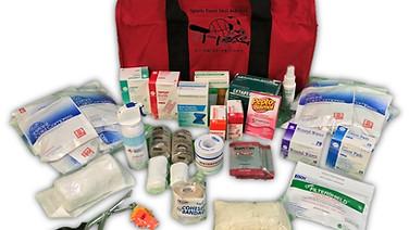 Sports Team First Aid & EMT Packs