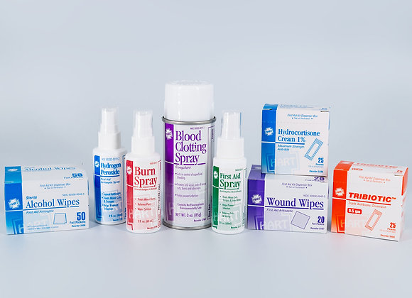 Topical Wound Care Bundle