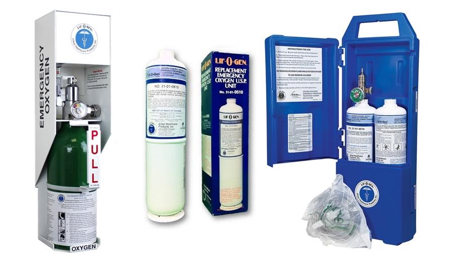 oxygen collage