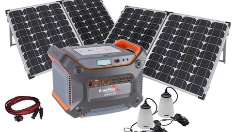 Solar Power Generator (Federal Tax Credit)