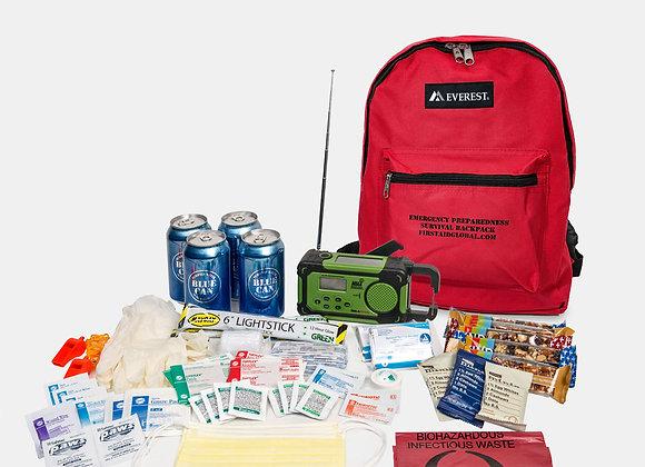 PrepareSurvive Backpack for Two