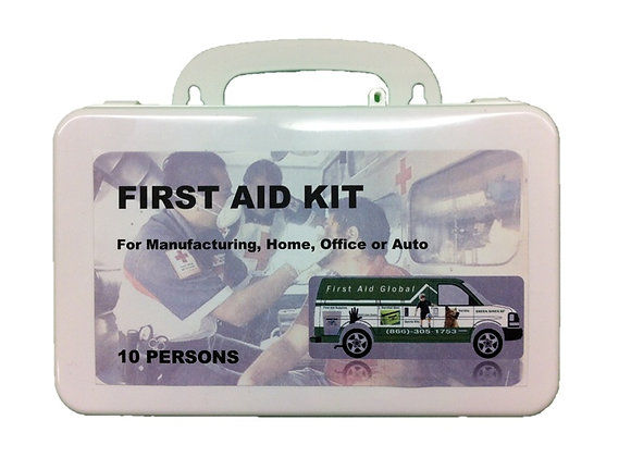 Truck Kit - First Aid Kit for Automobiles