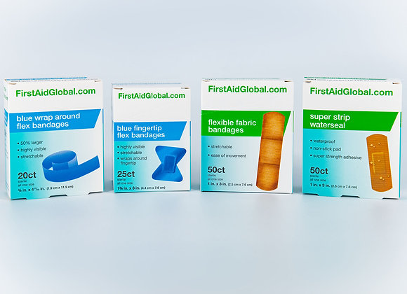 Bandages by First Aid Global