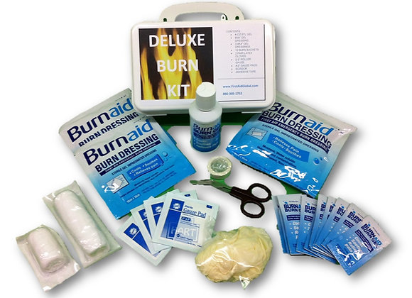 Deluxe 'Burnaid' Burn Kit by First Aid Global