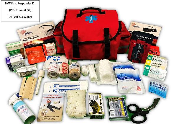 EMT/Paramedic First Responder Kit (professional fill)