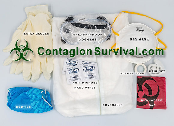 Pandemic Quick Kits for fast, disposable protection